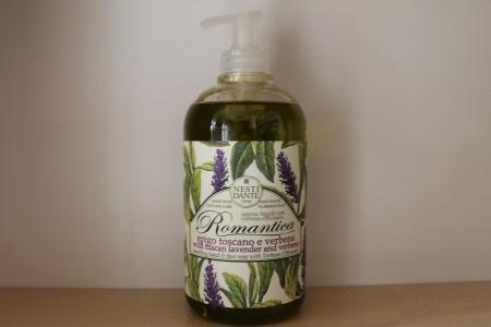 Nesti Dante - Romantica - Levendula-verbéna folyékony szappan 500 ml