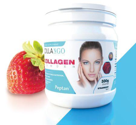 COLLANGO- Collagen por 330 gr- eper ízű