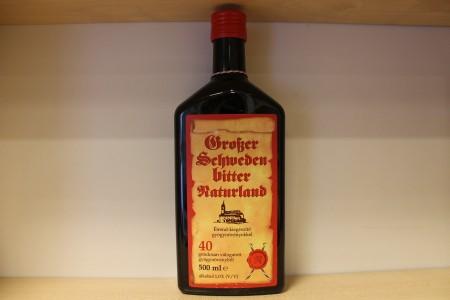 NATURLAND - Nagy svédcsepp 500 ml
