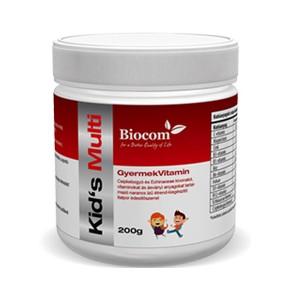 Kids Multi Gyermekvitamin- 200 gr