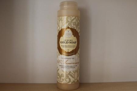 Nesti Dante - Luxury Gold hab- és tusfürdő 300 ml