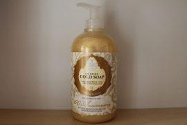 Nesti Dante - Luxury Gold folyékony szappan 500 ml