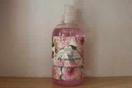 Nesti Dante - Romantica - Firenzei- és pünkösdirózsa folyékony szappan 500 ml