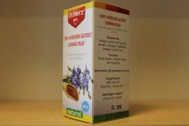DR.HERZ 100% hidegen sajtolt lenmagolaj 50 ml