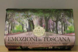 Nesti Dante - Emozioni in Toscana - elbűvölő erdő naturszappan 250 gr