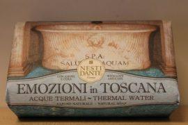 Nesti Dante - Emozioni in Toscana - termálvíz naturszappan 250 gr