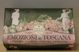 Nesti Dante - Emozioni in Toscana - virágzó kert naturszappan 250 gr