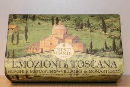 Nesti Dante - Emozioni in Toscana - kolostorok és villák naturszappan 250 gr