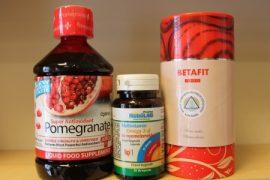 Immunerősítés piros gyümölcsökkel