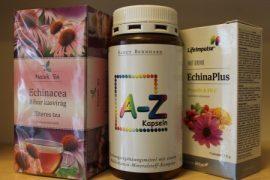 Echinacea kúra vitaminokkal 1.