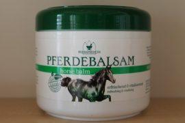 HERBAMEDICUS - Lóbalzsam (zöld) 500 ml