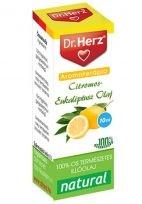 Dr. Herz citromos-eukaliptusz illóolaj 10ml