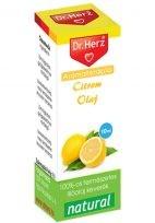 Dr. Herz citrom illóolaj 10ml