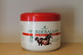HERBAMEDICUS - Lóbalzsam (piros) 500 ml