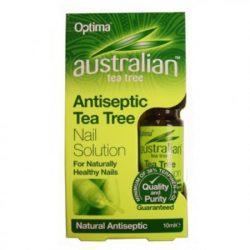 OPTIMA Ausztrál antiszeptikus teafaolaj 100%-os tiszta illóolaj tartalommal 10 ml