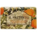 Nesti  Dante IL FRUTTETO -mandarin/olivaolaj natúrszappan 250 g