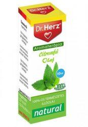 DR.HERZ citromfű illóolaj 10 ml