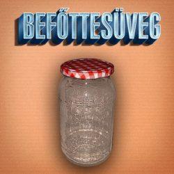 1 literes befőttes üveg külön