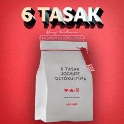 6db PRO-PRE Joghurt oltókultúra