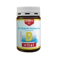 DR.HERZ B-Vitamin komplex 60 db