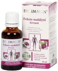 DR.IMMUN Fekete nadálytő kivonat- 30 ml