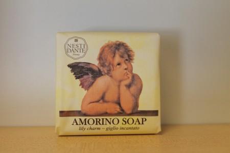 Nesti Dante - Amorino-Lily Charm natúrszappan 150 gr