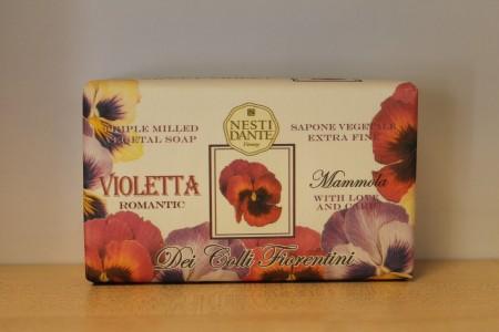 Nesti Dante - Violetta natúrszappan 250 g