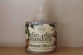 Nesti Dante - Olio di Oliva Mandorla folyékony szappan 300 ml (oliva/mandula)