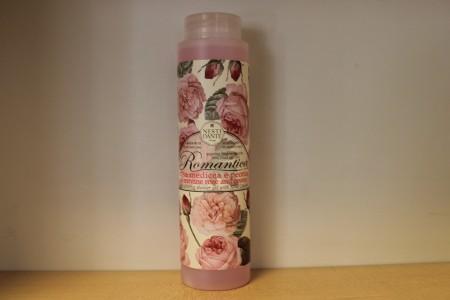 Nesti Dante - Romantica Rosa & Peonia tusfürdő (rózsa/bazsarózsa) 300 ml