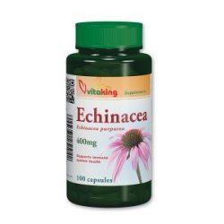 VITAKING- Echinacea 400 mg- 100 db