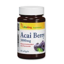 VITAKING- Acai Berry 60 db