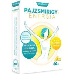 YES PHARMA- Pajzsmirigy+Energia formula 60 db