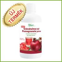Extra Gránátalma ital hozzáadott vitaminokkal 1L