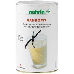 Nahrofit- vaníliaitalpor 470 gr
