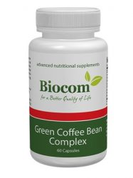 Green Coffee Bean Complex (Zöld Kávébab Komplex) 60 Kapszula