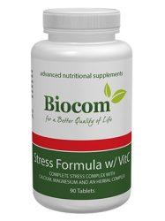 Stress Formula C vitaminnal 90 tabletta
