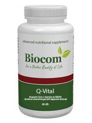 Q-Vital (Cardio Health) 60 kapszula