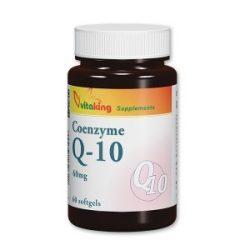 VITAKING- Coenzyme Q-10 60 mg - 60 db