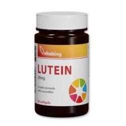 VITAKING- Lutein és zeaxantin -20 mg 30 kapszula