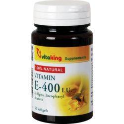 VITAKING- Vitamin E- 400- 60 kapszula