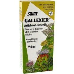 Salus Ga-Lexír (Gallexier) gyógykeserű 250ml