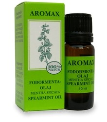 AROMAX Fodormenta illóolaj (Mentha spicata) 10 ml