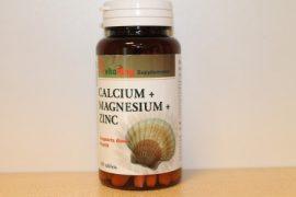 VITAKING - Calcium +Magnézium+Zinc 100 db