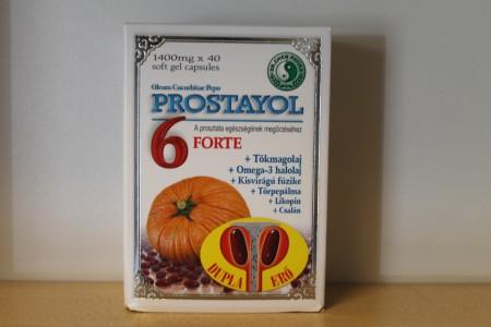 DR.CHEN - Prostayol forte 40 db