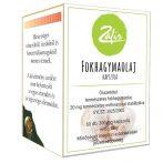 Zafír Fokhagyma olajkapszula- 60 db