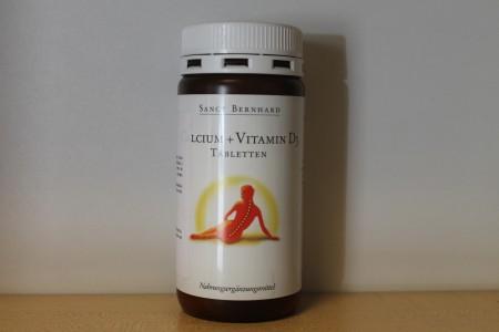 Sanct Bernhard - Calcium+Vitamin D3 tabletta 150 db