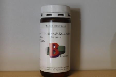 Sanct Bernhard - Vitamin B-komplex kapszula 150 db