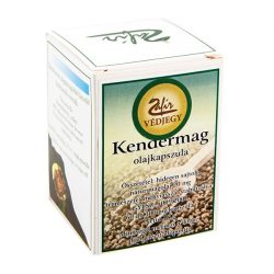 Zafír Kendermag olajkapszula- 60 db