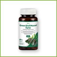 Zöldhéjú kagyló Forte kapszula- 60 db