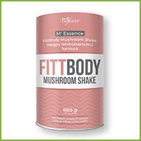 M'Essence FittBody & Mushroom Shake- 600 gr